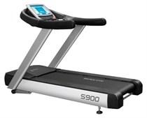 Профессиональная беговая дорожка Bronze Gym S900 Tft Promo Edition