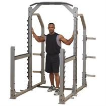 Многофункциональная силовая рама Body Solid Pro Club Line SMR1000