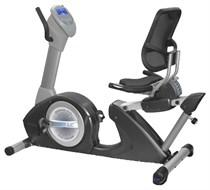 Полупрофессиональный велотренажер Bronze Gym R801 Lc
