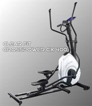 Эллипсоид с передним приводом Clear Fit CrossPower CX 400