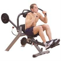 Тренажер для пресса и спины Body Solid GAB300