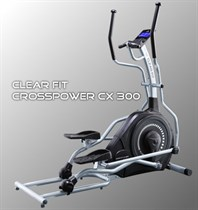 Эргометр с передним приводом Clear Fit CrossPower CX 300