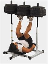 Тренажер на вертикальный жим ногами Body Solid Powerline PVLP156
