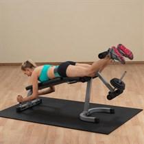 Скамья для ног Body Solid PLCE65