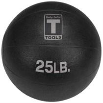 Тренировочный мяч 11.25 кг Body Solid 25LB BSTMB25