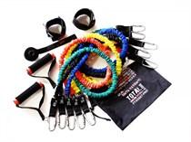 Набор трубчатых эспандеров в защитных чехлах Fit Tools FT-EXSET-PRO (5 шт.)