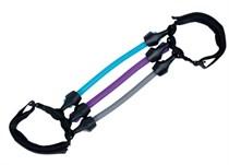Комплект эспандеров для ног Spirit Fitness K-02