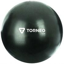 Мяч гимнастический с насосом 75 см Torneo A-210