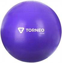 Мяч гимнастический с насосом 65 см Torneo A-209