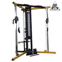 Кроссовер со свободными весами DFC Powergym PK023