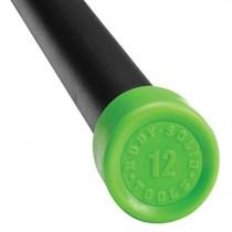 Бодибар Body Solid BSTFB12 5,4 кг (12LB) зеленый наконечник