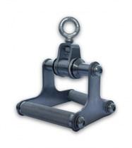 Рукоятка для тяги к животу Fit Tools Premium хромированная