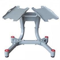 Стенд для регулируемых гантелей Optima Fitness 24/40 кг