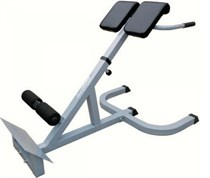 Скамейка гиперэкстензия HouseFit BODY GYM 45 Dgree hyperextension