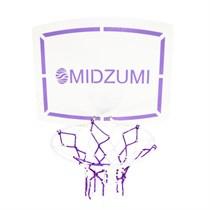 Баскетбольное кольцо малое Midzumi 46.5 см x 36.5 см х 37 см