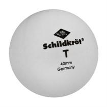 Мячи белые 6 шт Donic Schildkrot T One