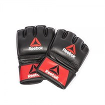 Перчатки для MMA Reebok Combat Leather Glove Large