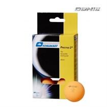 Мячики для настольного тенниса Donic Prestige 2, 6 штук, оранжевый