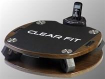 Виброплатформа Clear Fit CF-PLATE Compact 201 Венге