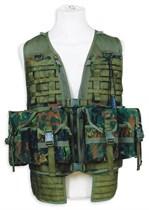 Разгрузочный жилет TASMANIAN TIGER TT Ammunition Vest FT flecktarn 2