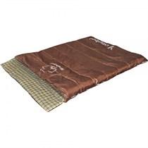 Двухместный спальный мешок-одеяло Greenell Йол -15 V2