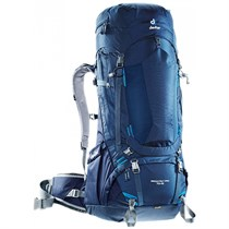 Походный рюкзак Deuter Aircontact Pro 70+15 midnight-navy