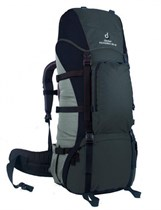 Рюкзак для туризма Deuter Patagonia 90+15 granite-navy