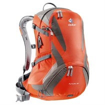 Рюкзак спортивный Deuter Aircomfort Futura 22 papaya-stone
