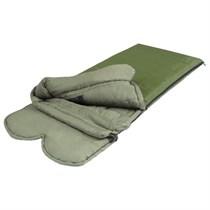 Низкотемпературный спальник-одеяло Tengu Mk 2.56 Sb Olive Right