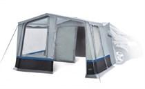 Тент-палатка для путешествий High Peak Tramp светло-серый/тёмно-серый