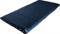 Утепленный спальник-одеяло High Peak Celtic тёмно-синий