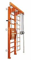 Деревянная шведская стенка Kampfer Wooden ladder Maxi wall