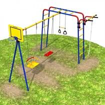 Детский спортивный комплекс Romana Акробат