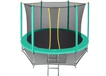 Батут для дачи Hasttings Classic Green 3.05 м