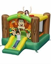 Надувной батут для детей Happy Hop Дружба