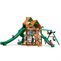 Детская площадка с двухярусным домиком Playnation Горец 2
