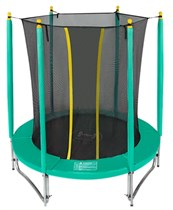 Батут зеленый Hasttings Classic Green 1.82 м