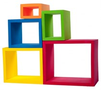 Игровой мягкий набор MOOVE&FUN MF-EVA-01 (5 блоков)
