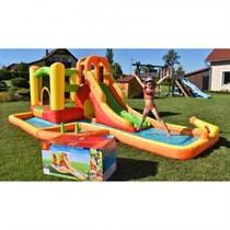 Водный Батут с бассейном Happy Hop 9281