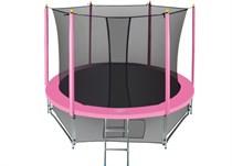 Батут для дачи с сетью Hasttings Classic Pink 3.05 м