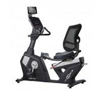Горизонтальный велотренажер профессиональный CardioPower Pro RB410