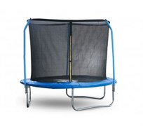 Start Line Батут 8 футов (244 см) с внутренней сеткой и держателями