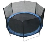 Батут Funfit 435 см с защитной сеткой
