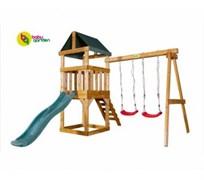 Детская игровая площадка Babygarden Play 1 зеленая