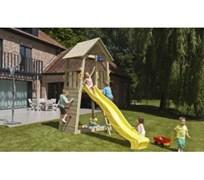 Игровая площадка Blue Rabbit деревянная Бельведер@Belvedere (комплектация 1)