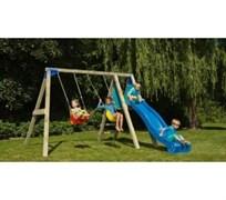Игровая площадка Blue Rabbit деревянная Десксвинг@Deckswing (комплектация 1)