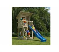 Игровая площадка Blue Rabbit деревянная Пляжный домик@Beach Hut (Комплект 1)
