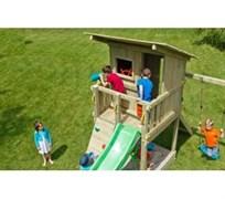 Игровая площадка Blue Rabbit деревянная Пляжный домик@Beach Hut (комплект 3 )