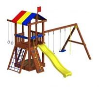 """Детская площадка из дерева """"Джунгли 5"""""""