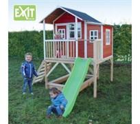 Игровой домик EXIT Loft 550 Scandinavian red
